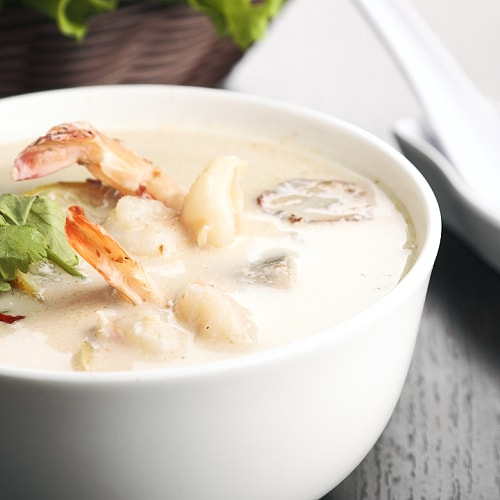 Том Кха - Кокосовый суп