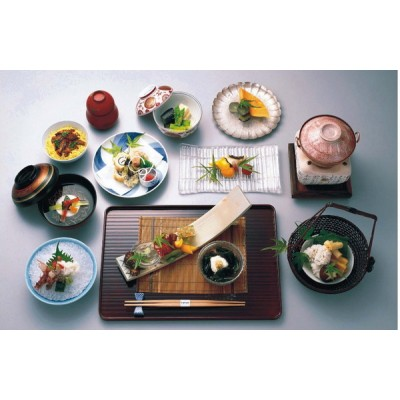 Правила сервировки японского стола